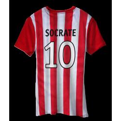 Socrate, T-Shirt calcio